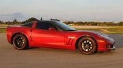 2011 Chevrolet Corvette Grand Sport Coupe 4LT