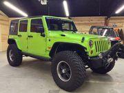 2013 Jeep Wrangler Dakota Customs