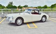 1958 MG MGA Roadster Frame Off Restoration