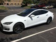 2014 Tesla Model S 43900 miles