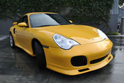 2002 Porsche 911 Turbo w X50 Package