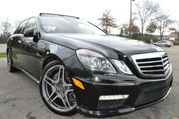2010 Mercedes-Benz E-Class E63 AMG-EDITION  Sedan 4-Door